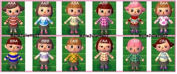 Reponse coiffure animal crossing new leaf votre nouveau - Animal crossing new leaf salon de coiffure ...