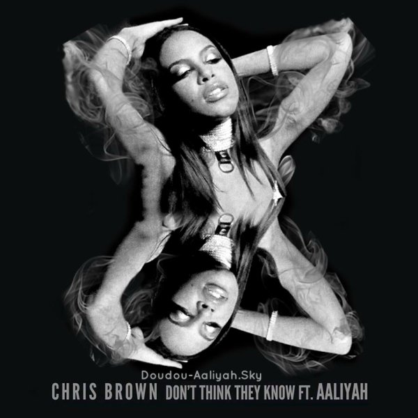 CHRIS BROWN FEAT AALIYAH - DON T THINK THEY KNOW -     Je t aime    Chris Brown They Dont Know Cover